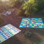 שטיחי משחק גדולים לילדים במתחם