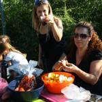 מתכוננים לארוחת הפוייקה בהתלהבות